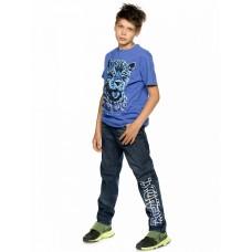 Брюки для мальчика Pelican BGPQ4193 темно-синие