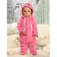 Комбинезон для девочки Pelican GFKK1148 розовый
