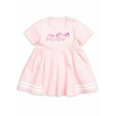 GFDT1165 Платье для девочек Pelican, розовое