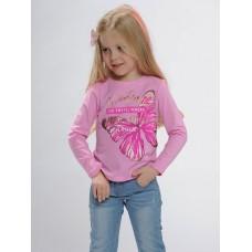 GFJ3109 Джемпер для девочек Pelican, розовый