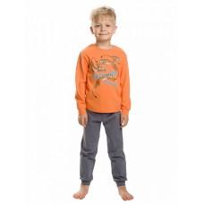 NFAJP3139U Пижама для мальчиков Pelican, оранжевая