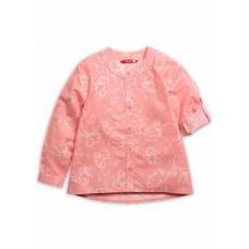 Блузка для девочки Pelican GWCJ3051 персиковая