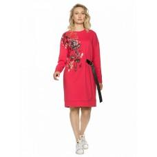 Платье женское Pelican DFDJ6808 красное