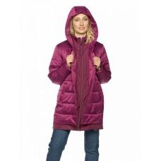 Куртка женская Pelican DZWL6807 малиновая