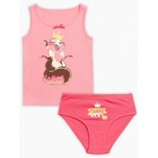 GUAVL3145 Комплект для девочек Pelican, розовый