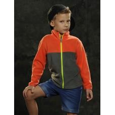 BFXS3114 Куртка для мальчиков Pelican, коралловая