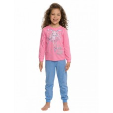 WFAJP3146U Пижама для девочек Pelican, розовая