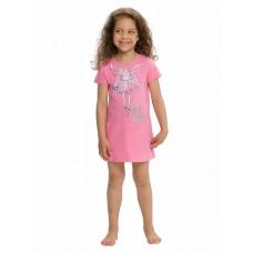 Ночная сорочка для девочки Pelican WFDT3146U розовая