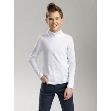 Джемпер для мальчика Pelican BJN8004U белый