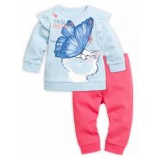 GFAJP1166 Комплект для девочек Pelican, голубой