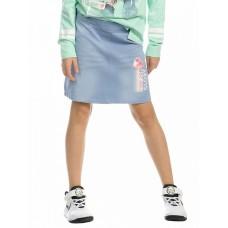 Юбка для девочки Pelican GFS4160 джинс