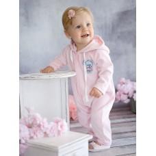 Комбинезон для девочки Pelican GFKK1147 розовый
