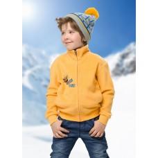 Куртка для мальчика Pelican BFXS3074 оранжевая