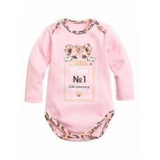 Полукомбинезон для девочки Pelican GFOJ1199U розовый