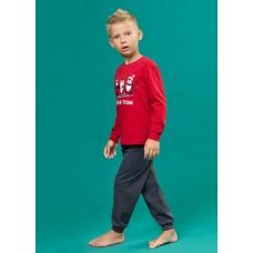NFAJP3095 Пижама для мальчиков Pelican, красная