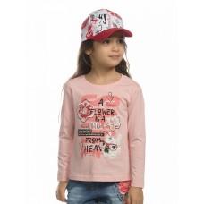 Джемпер для девочки Pelican GFJ3157/1 розовый