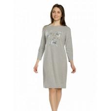 PFDJ6781 Платье женское Pelican, серое