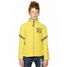 Куртка для мальчика Pelican BFXS4192 оливковая