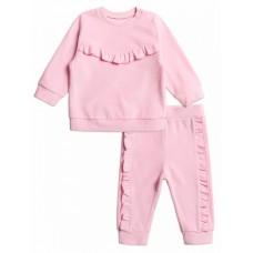 Комплект для девочки Pelican GFANP1199 розовый