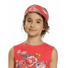 Повязка на голову для девочки Pelican GFQF4121 красная