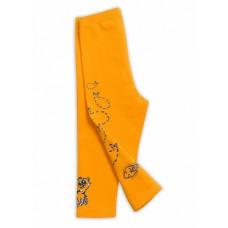 GFL3049/1 Брюки для девочек Pelican, оранжевые