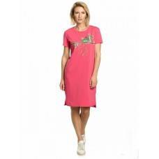 DFDT6769 Платье женское Pelican, розовое