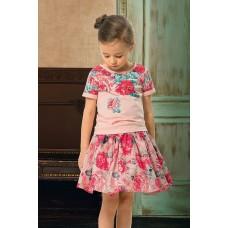 Юбка для девочки Pelican GWS3016/1 розовая