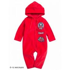 Комбинезон для девочки Pelican GFKK1201 красный