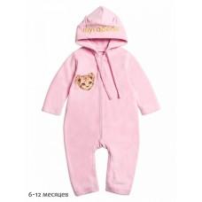 Комбинезон для девочки Pelican GFKK1199 розовый