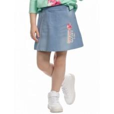 Юбка для девочки Pelican GFS3160 джинс