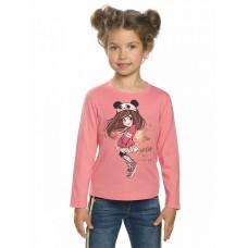 GFJ3136/1 Джемпер для девочек Pelican, розовый