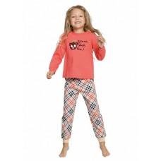 WFAJP3082 Пижама для девочек Pelican, коралловая
