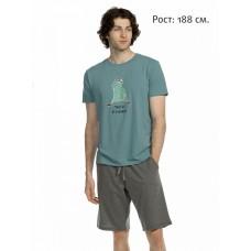 Комплект мужской Pelican TFATH6796 морская волна