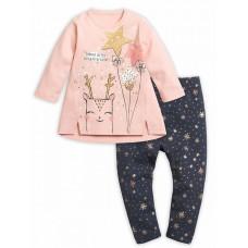 GFAJL1785 Комплект для девочек Pelican, розовый